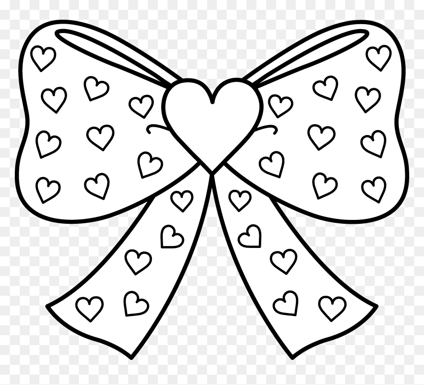 Transparent Christmas Bow Png - Jojo Siwa Printable Coloring Pages, Png  Download - 3615x3118 PNG - DLF.PT