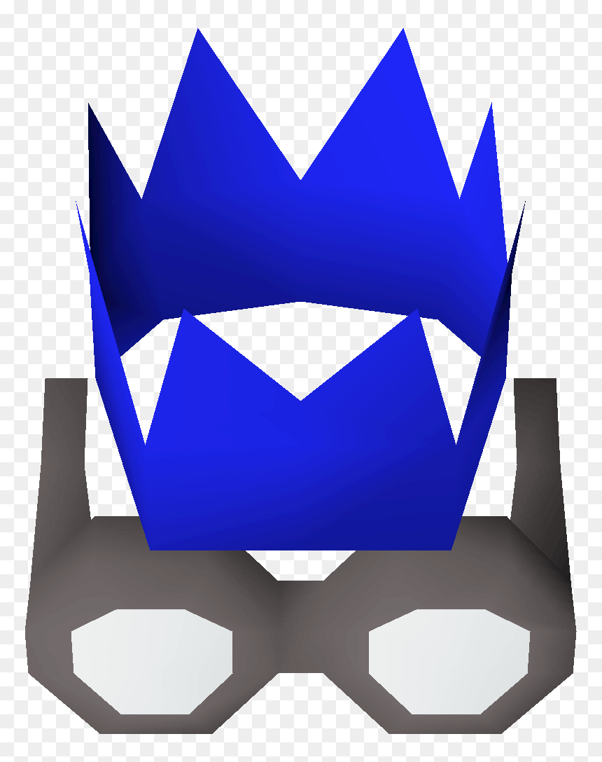 Transparent Party Hats Png - Old Runescape Red Party Hat, Png Download