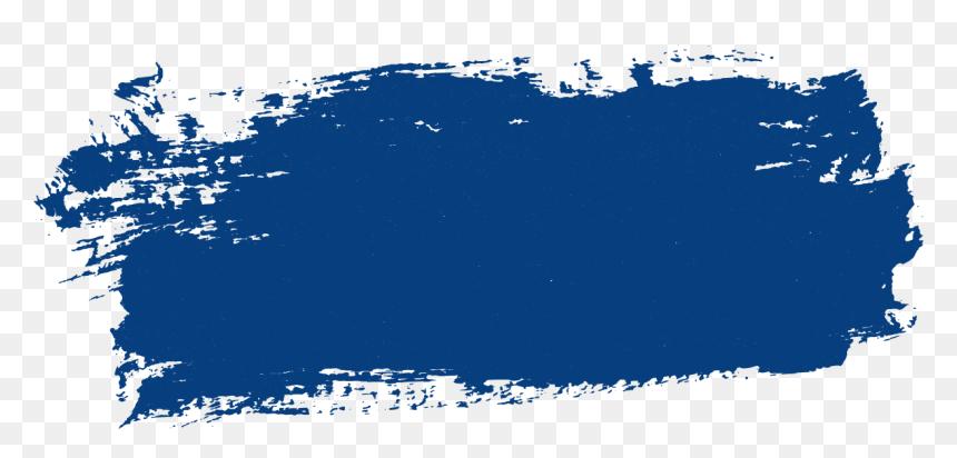 Blue Paint Splash Png, Transparent Png