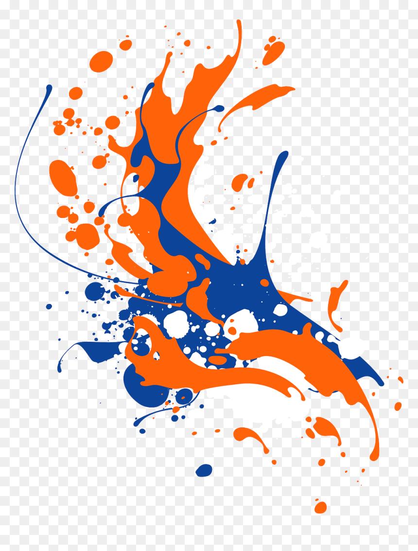 Splash Ink Hd Png Download 1007x1280 Png Dlf Pt