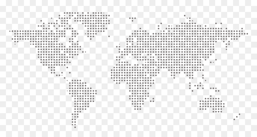 World Map, HD Png Download