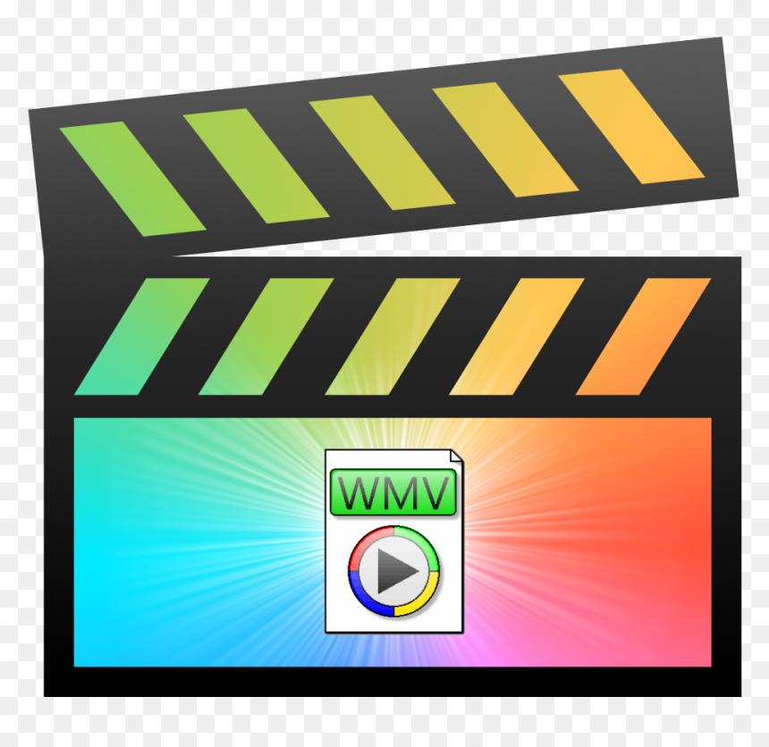 Icon Final Cut Pro Png, Transparent Png