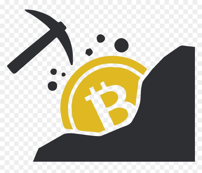 Bitcoin Mining Logo Png Transparent Png 1239x1001 Png Dlf Pt