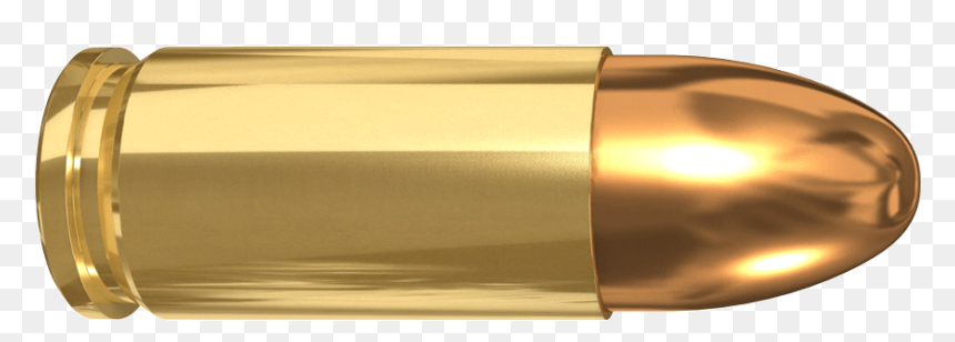 Ammo Png - Ammo Png - Пуля 9 Мм Пнг, Transparent Png