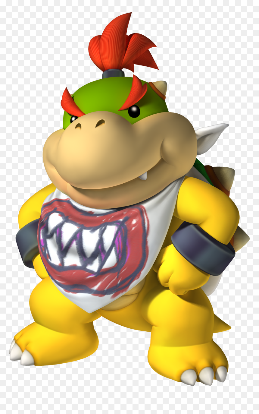 Bowser Jr Png Bowser Jr From Mario Transparent Png