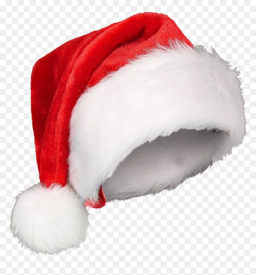 Santa Claus Hat Png, Transparent Png