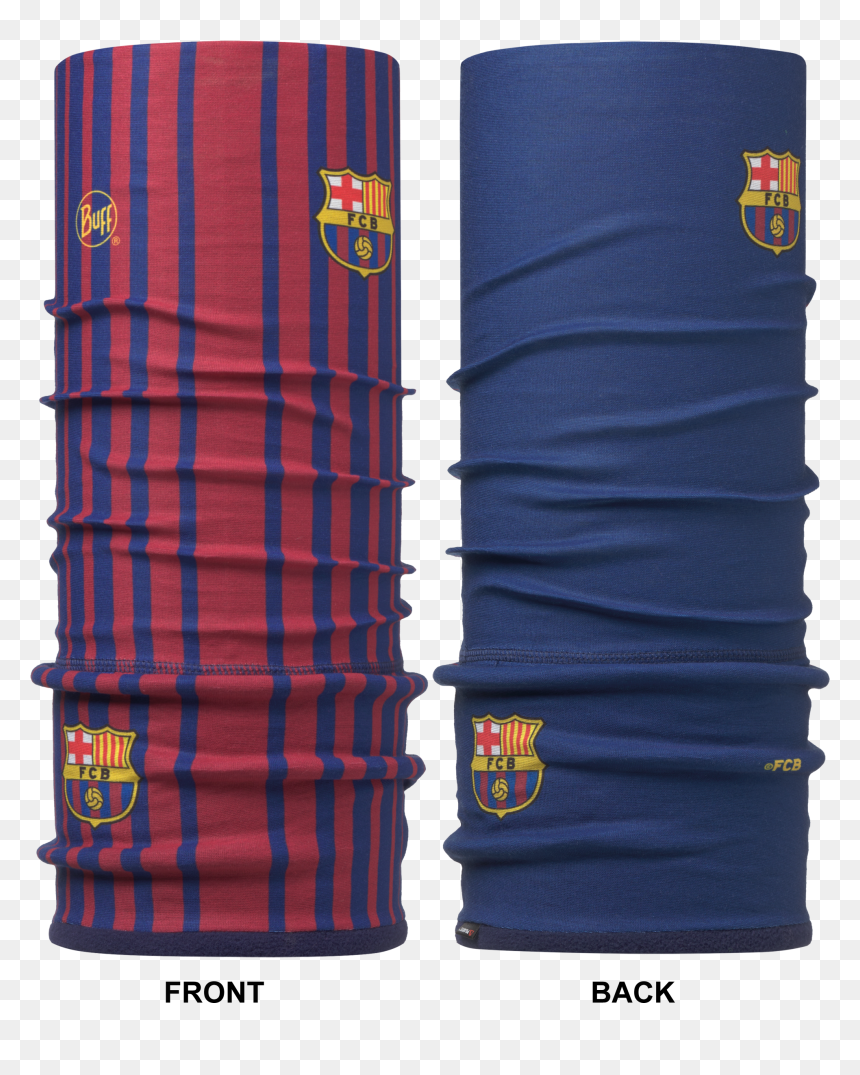Barca 1st Equipment 17/18 [classic Jnr Polar Buff] - Barcelona, HD Png Download