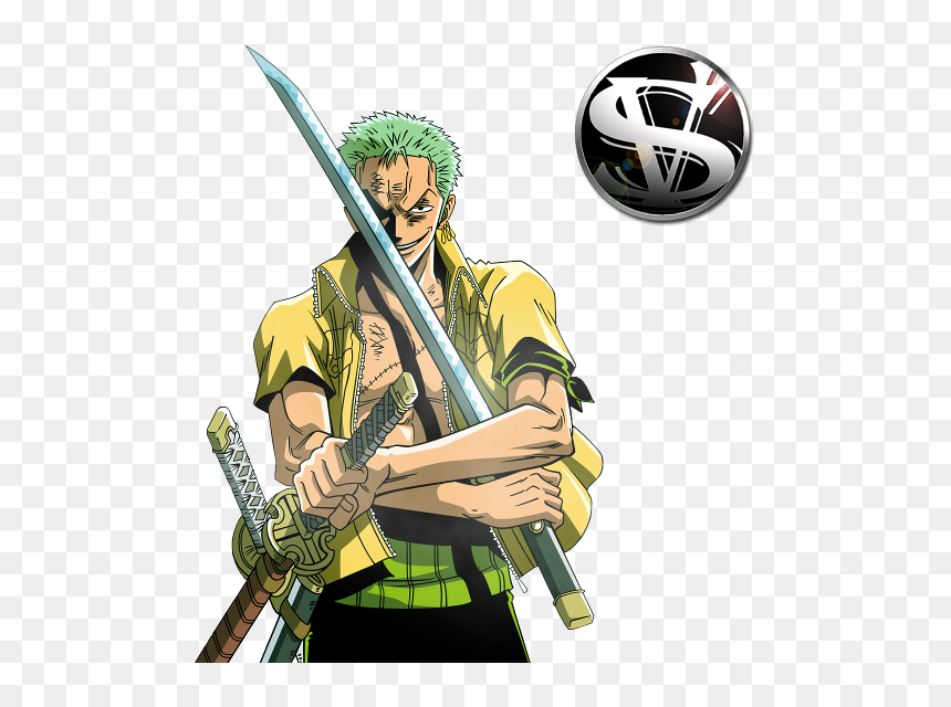 One Piece Wallpaper Zoro Hd Png Download 633x600 Png Dlf Pt