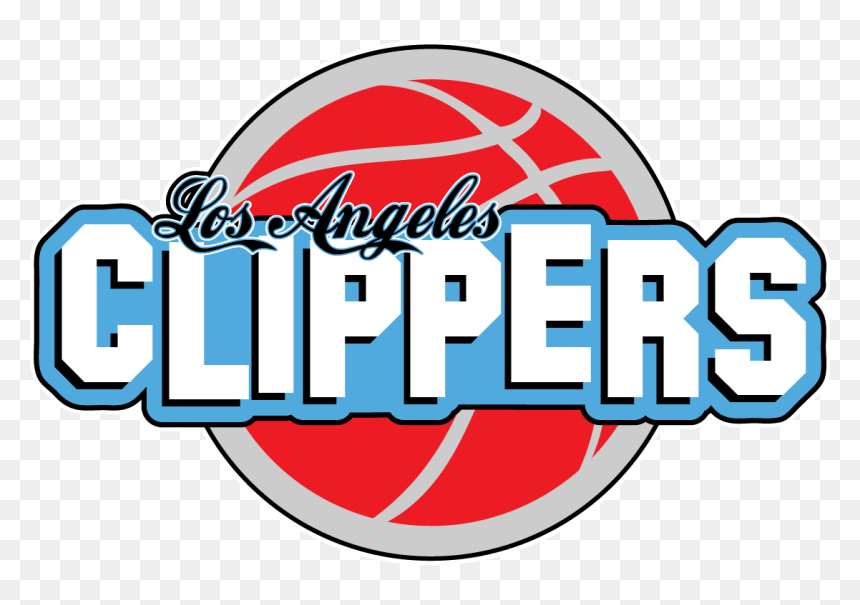 Los Angeles Clippers Clip Art - Los Angeles Clippers Logo Hd, HD Png Download