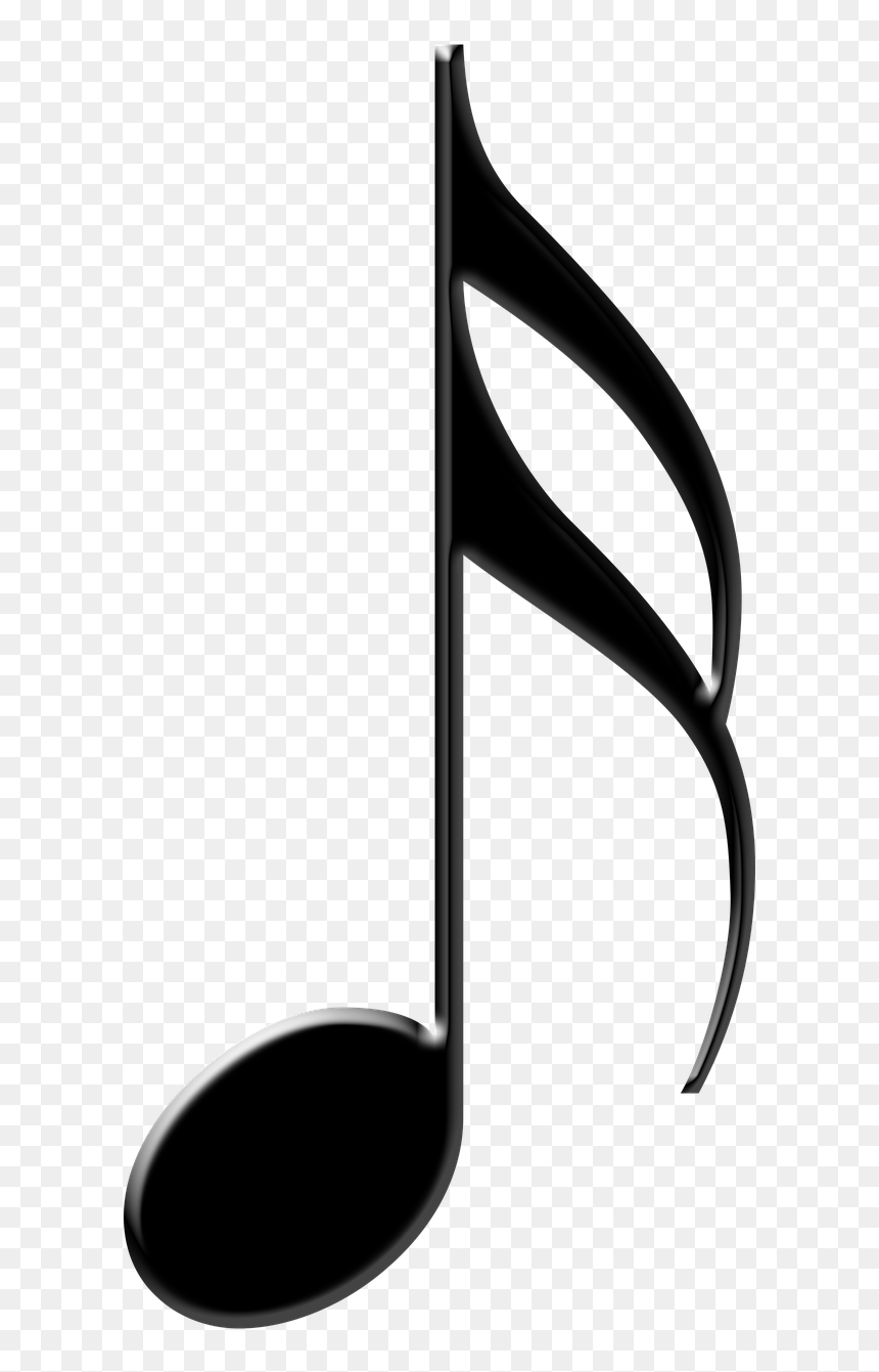 Transparent Background Music Note Symbol, HD Png Download