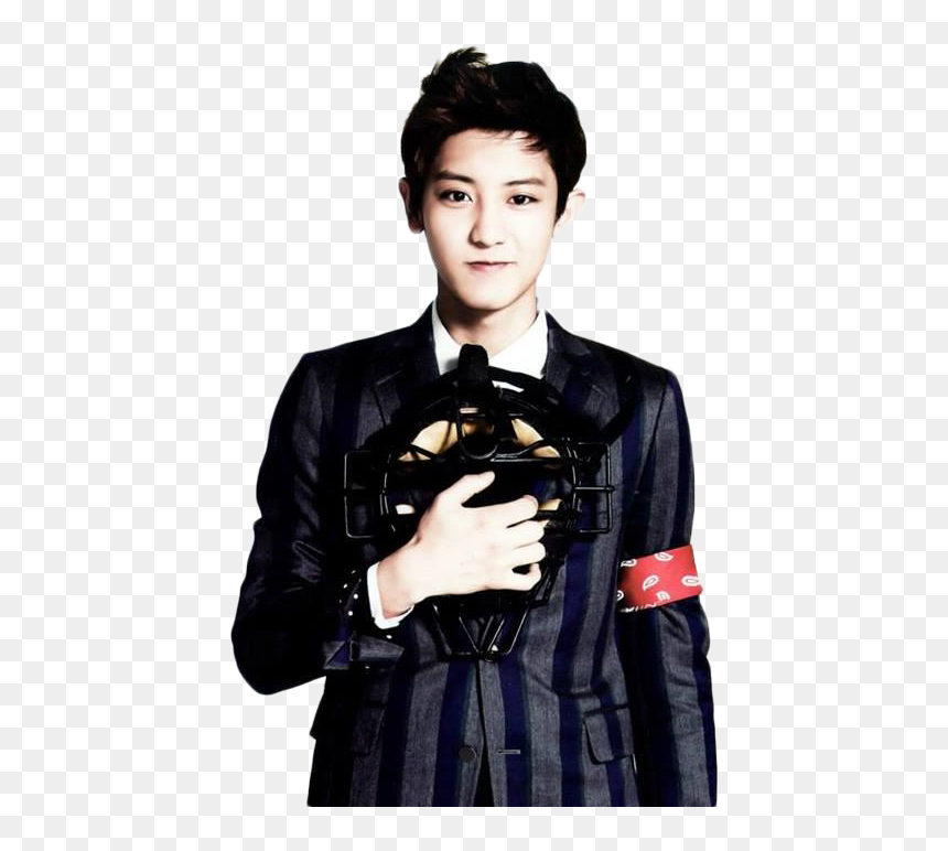Exo Chanyeol White Background, HD Png Download