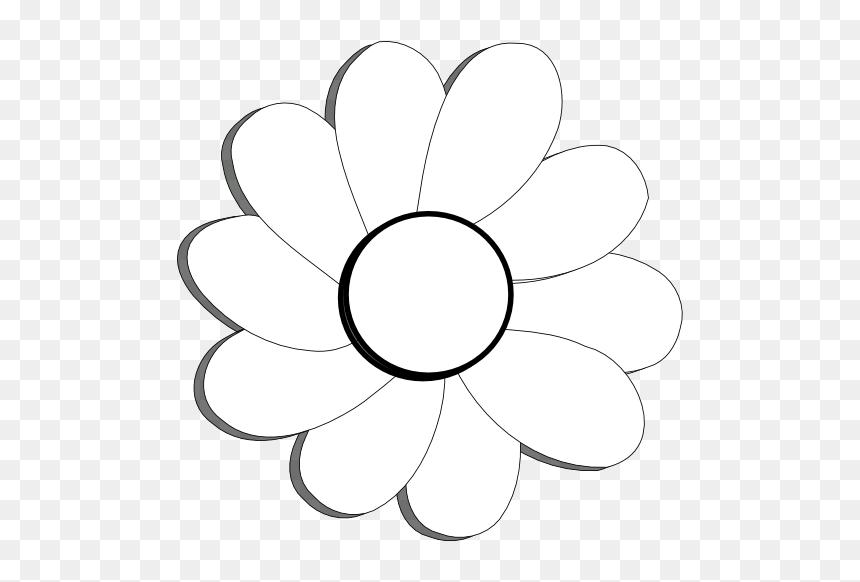 Lukisan Bunga Lily Hitam Putih, HD Png Download