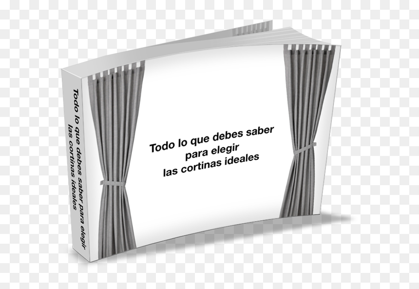Todo Lo Que Debes Saber Para Elegir Las Cortinas Ideales, HD Png Download