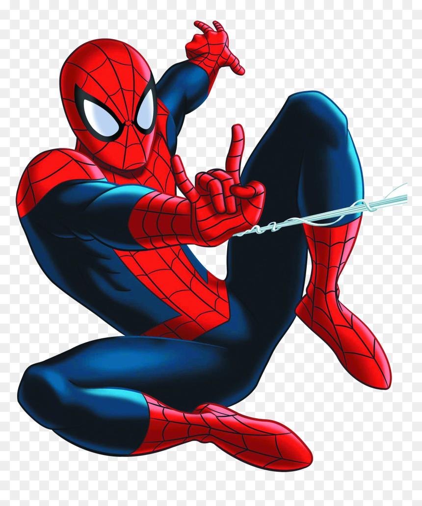 Transparent Background Spiderman Png, Png Download