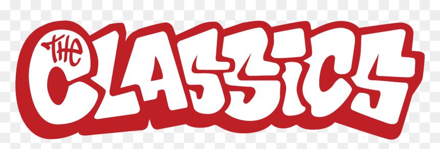 Classic Spiderman Logo Png For Kids - Classics 104.1 Png, Transparent Png