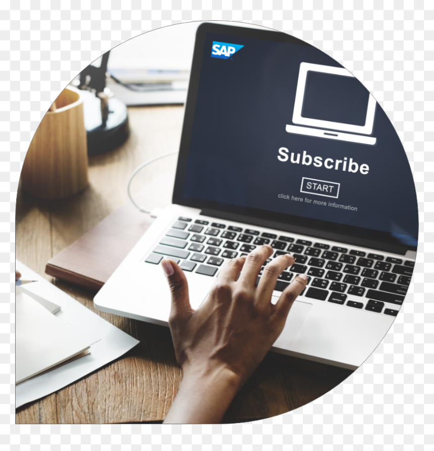 Sap Subscription Billing - Student Safety With Technology, HD Png Download