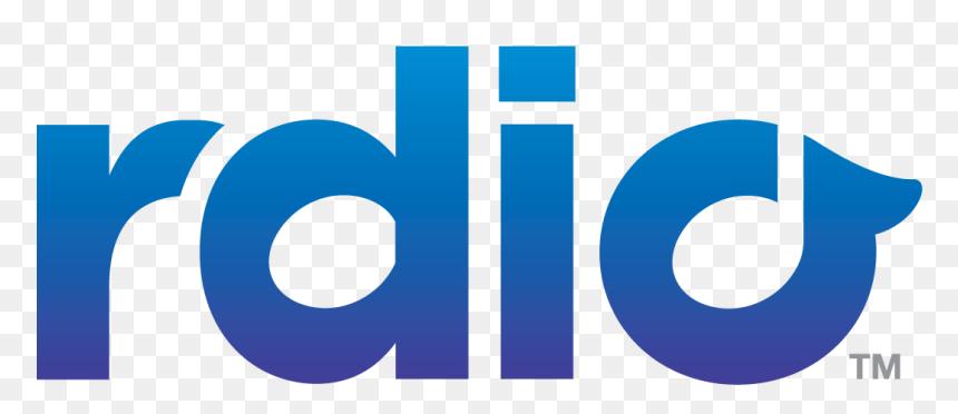 Rdio Logo Png, Transparent Png
