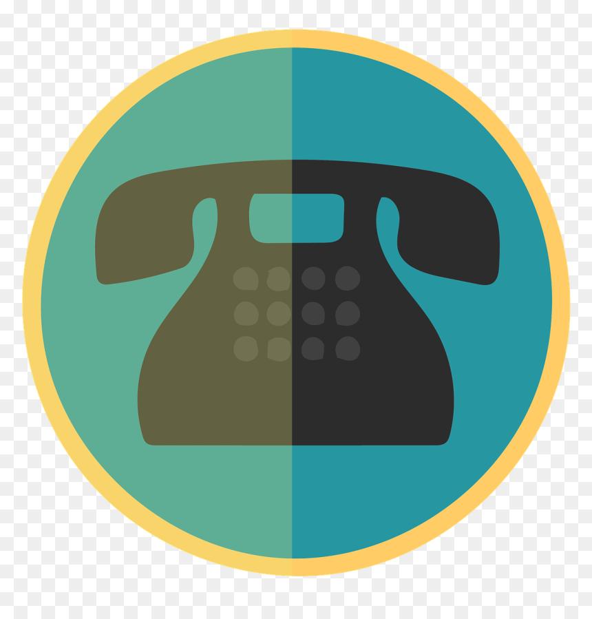 Transparent Telephone Clip Art - ภาพ ตัด ปะ โทรศัพท์, HD Png Download