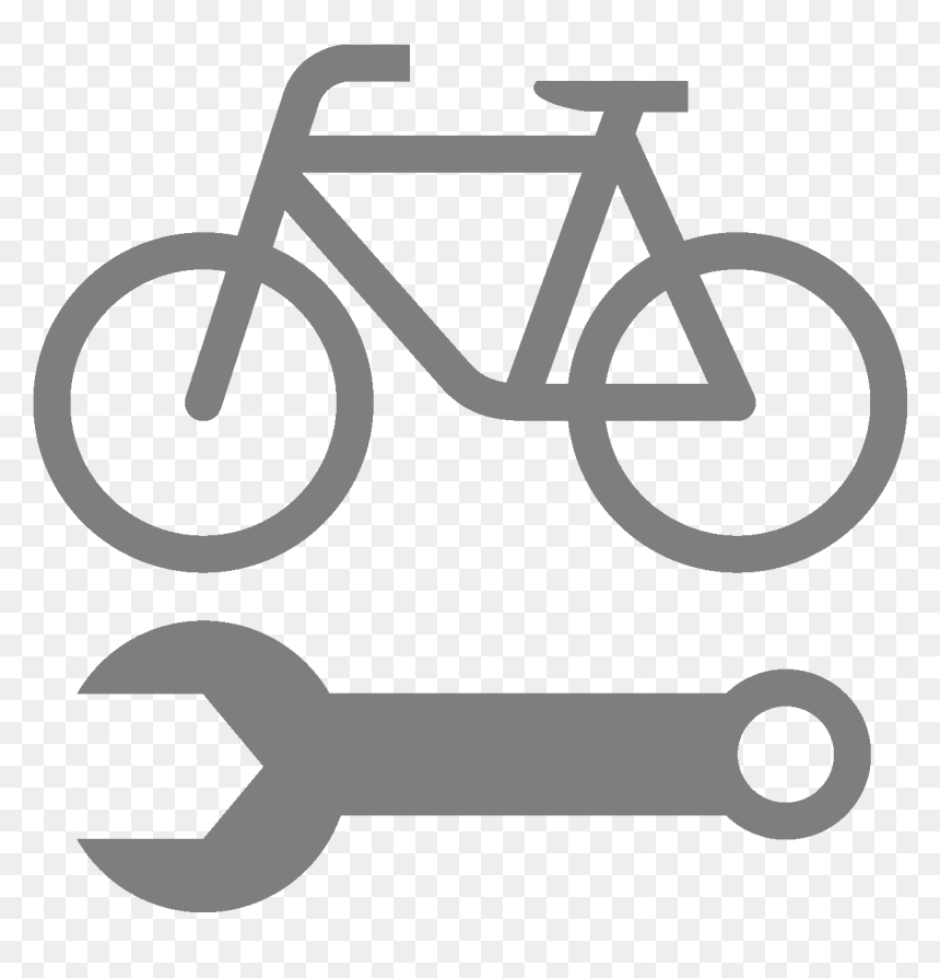 Bike Clipart Servicing Bicycle Logo Png Transparent Png 1201x1193 Png Dlf Pt