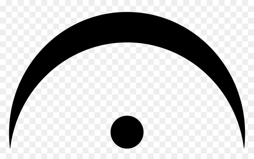 Transparent Music Note Symbol Png - Fermata Music Symbol, Png Download