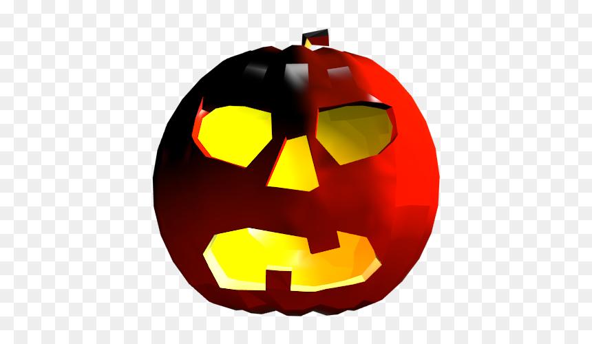Classic Roblox Pumpkin Head, HD Png Download