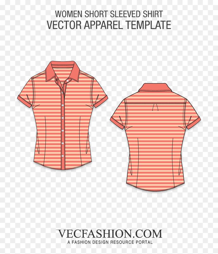 Transparent T Shirt Design Template Png - Track Pant Pant Vector, Png Download