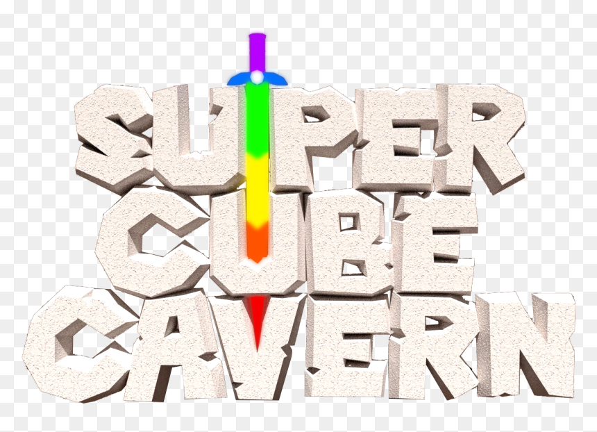 Super Cube Cavern Wiki - Composite Material, HD Png Download