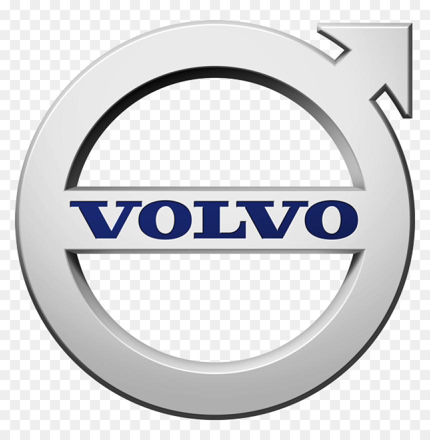 Volvo Logo 2018, HD Png Download