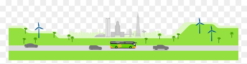 Tour Bus Service, HD Png Download