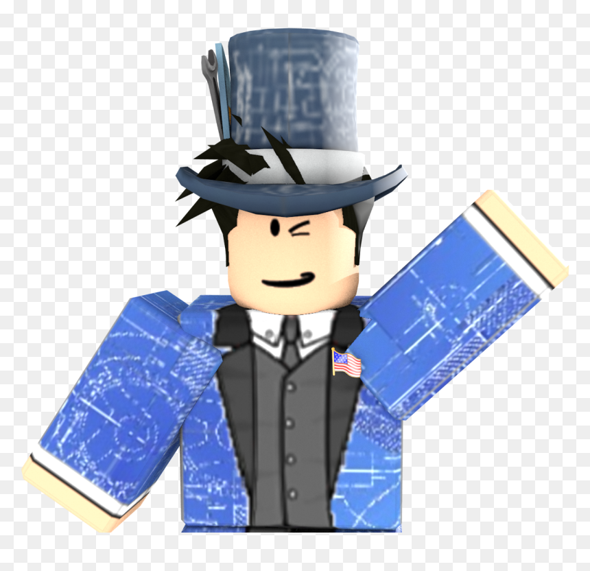 Roblox Character Png, Transparent Png