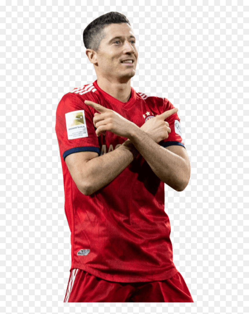 Free Png Download Robert Lewandowski Png Images Background - Robert Lewandowski 2019 Png, Transparent Png