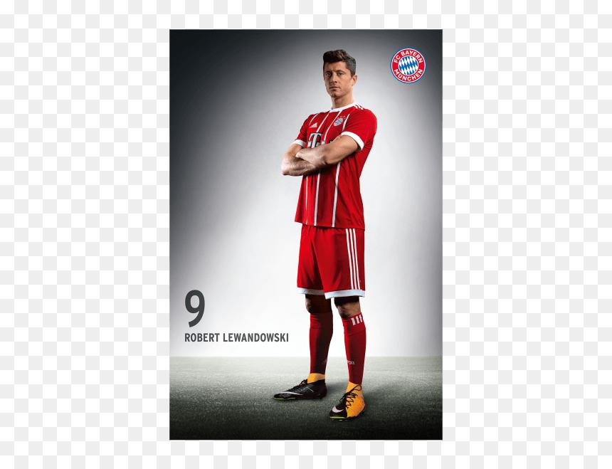 Poster Lewandowski - Robert Lewandowski Poster, HD Png Download