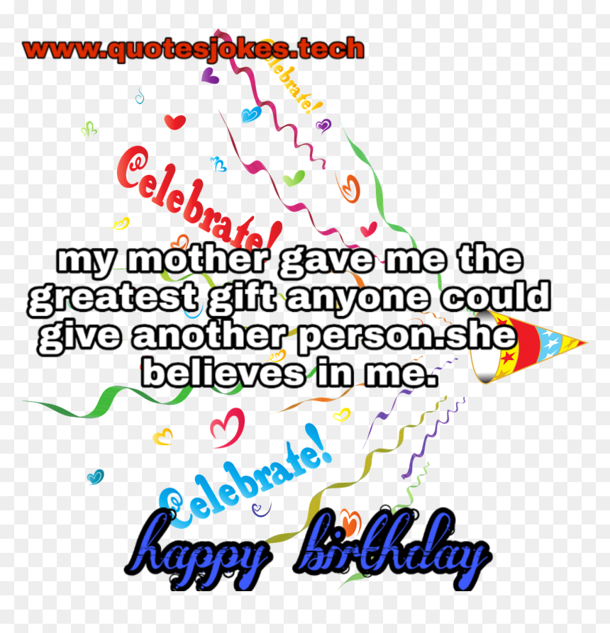 Happy Birthday Wishes And Quotes, HD Png Download