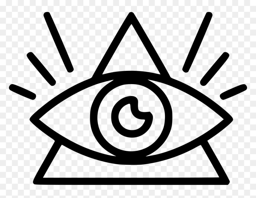All Seeing Eye Transparent, HD Png Download