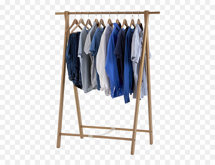 Clothes On Rack Png, Transparent Png