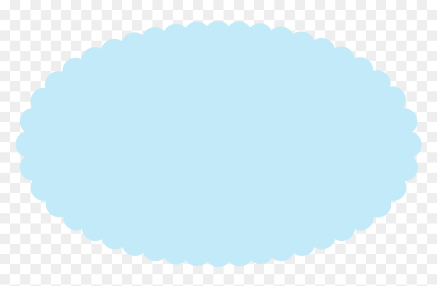 Candy Border Png -free Printable Sweet 16 Oval Borders, - Fundo Transparente Escalope Png Transparente, Png Download