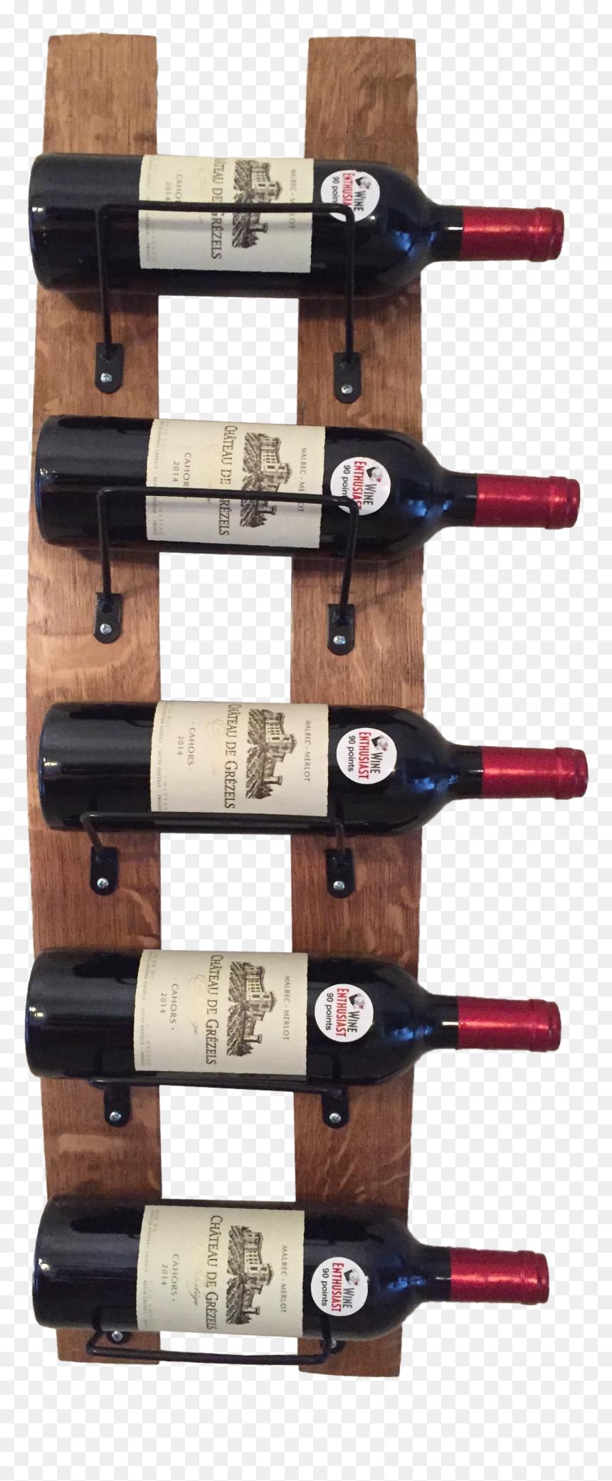 Wine Rack, HD Png Download