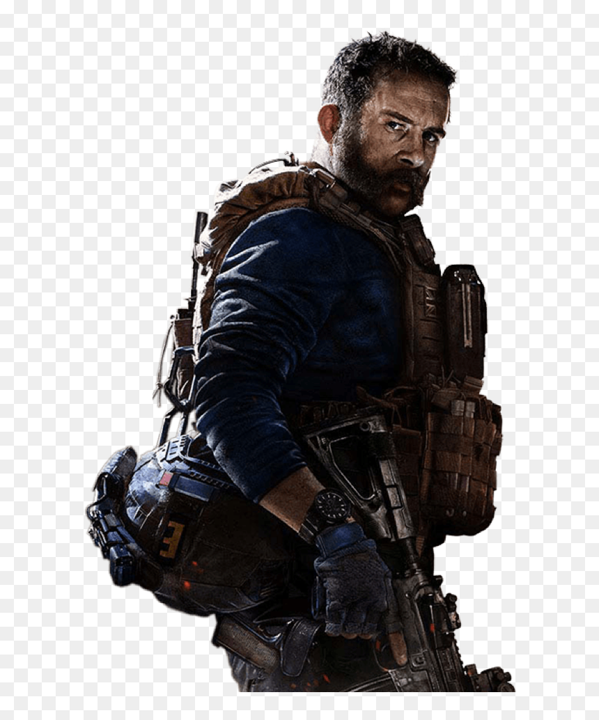 Transparent Cod Soldier Png - Cod Modern Warfare Price, Png Download