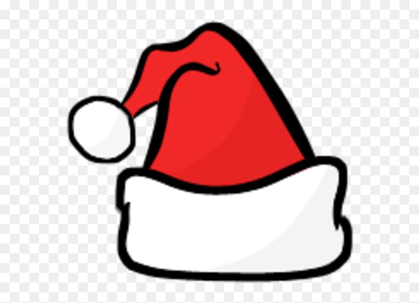 Santa Hat Cartoon Png, Transparent Png