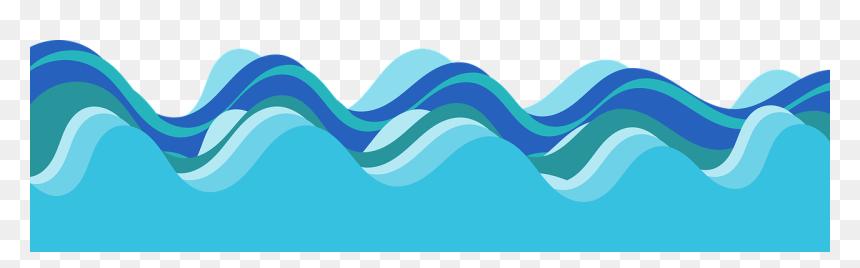 Gambar Air Laut Kartun, HD Png Download