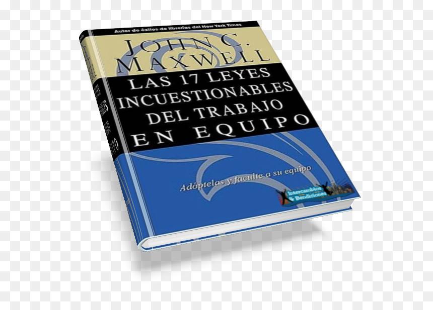 Libro Las 17 Leyes Incuestionables Del Trabajo, HD Png Download