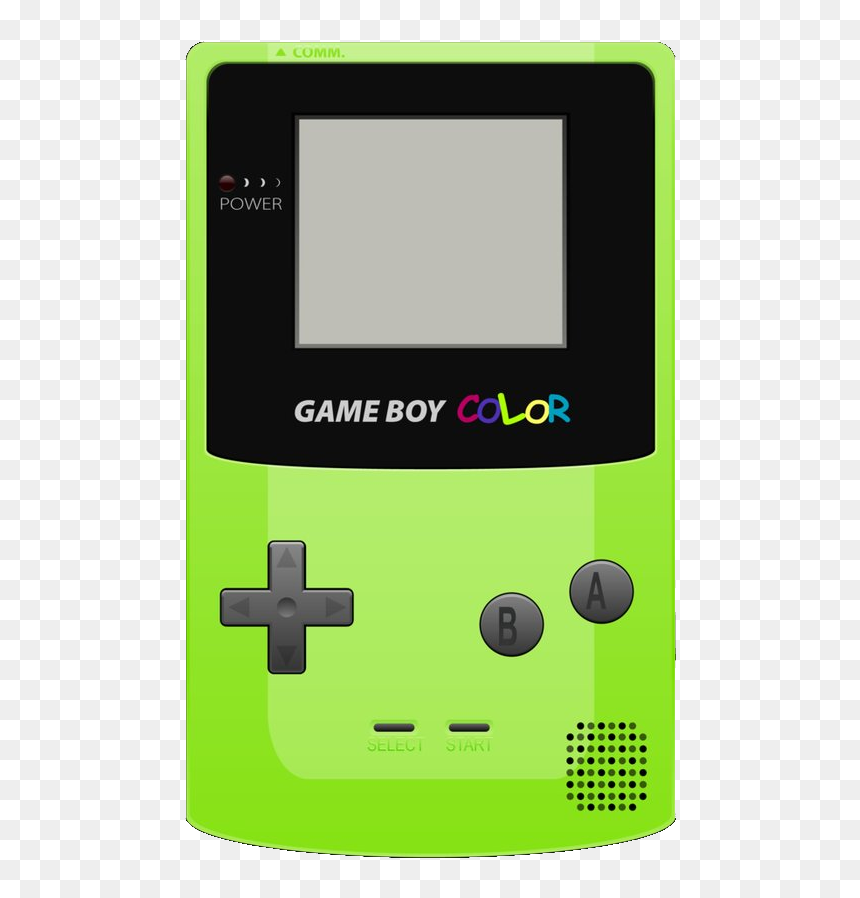 Background Game Boy Color, HD Png Download