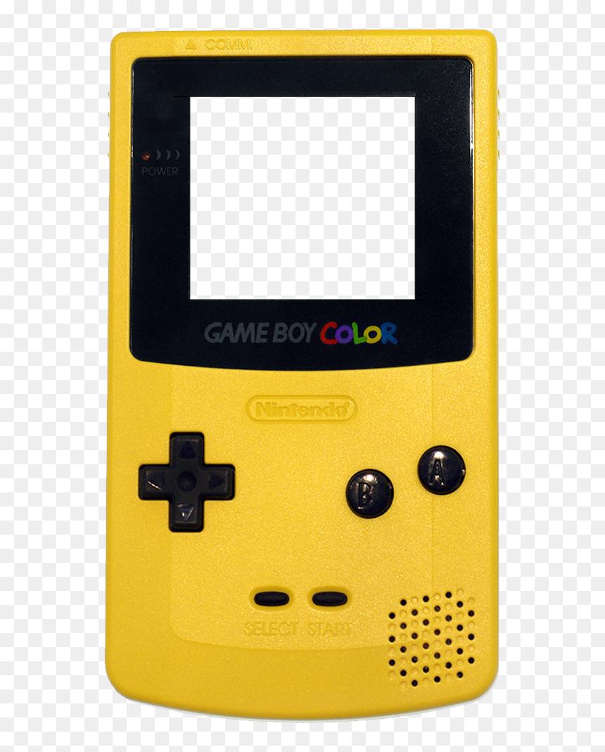 Bezel Nintendo Game Boy Color - Game Boy Color Icon Png, Transparent Png