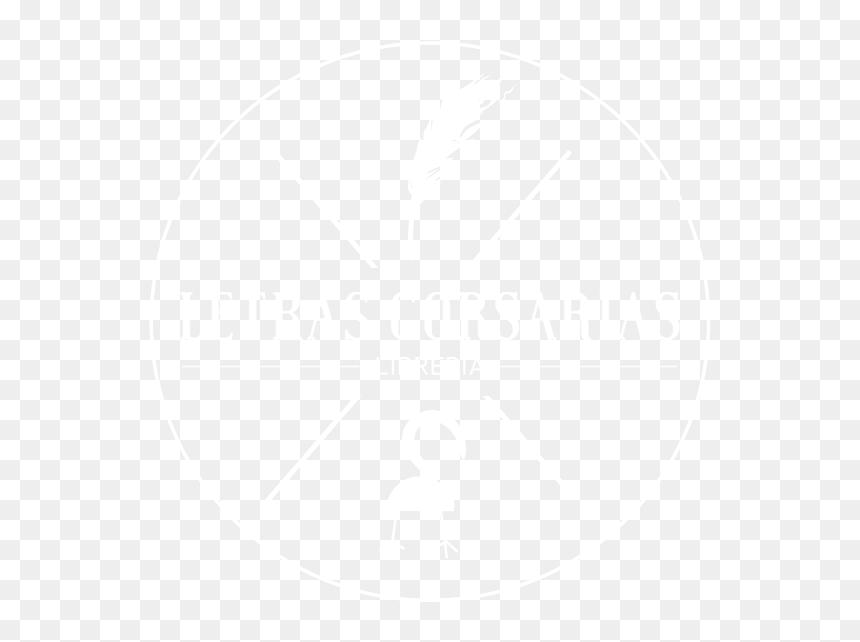 Letras Corsarias Librería - Johns Hopkins Logo White, HD Png Download