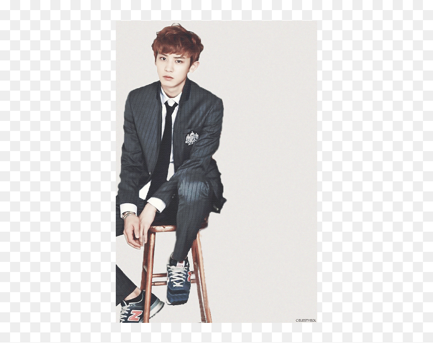 Chanyeol Photoshoot Ivy Club 2014, HD Png Download