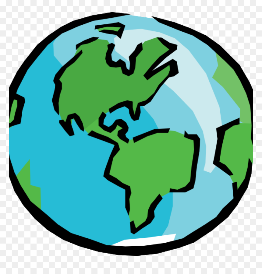 Animated Globe Clipart World Clip Art At Clker Vector - World Clipart, HD Png Download
