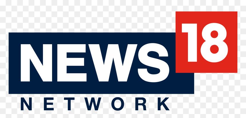 Cnn News 18 Logo , Png Download - Logo Of News 18, Transparent Png