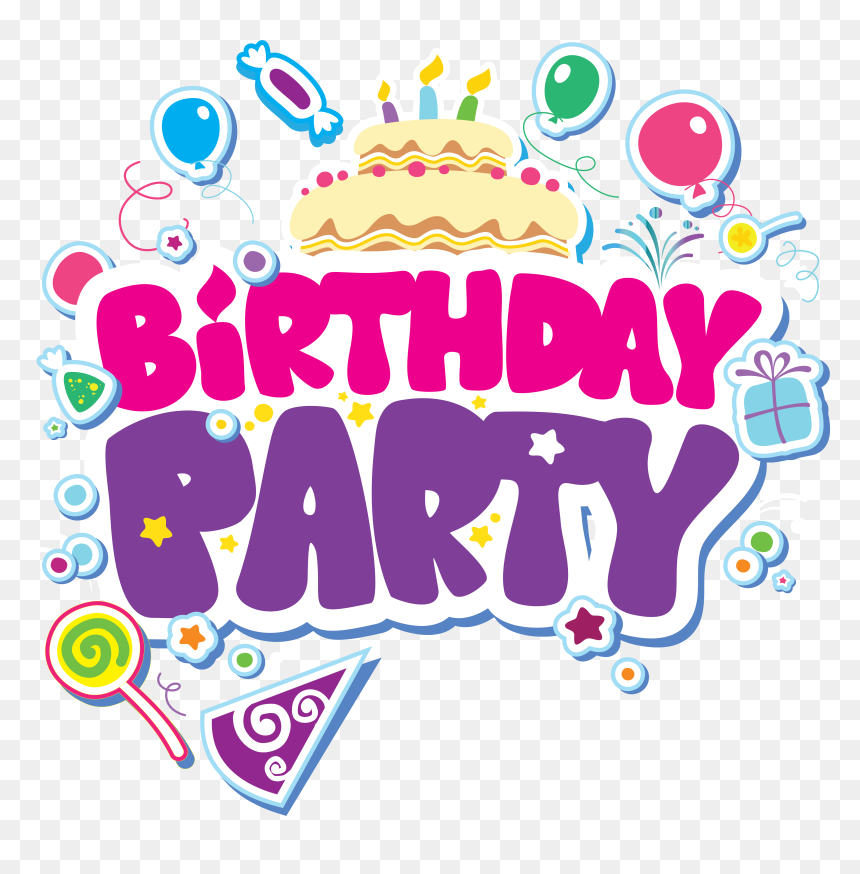 Birthday Party, HD Png Download