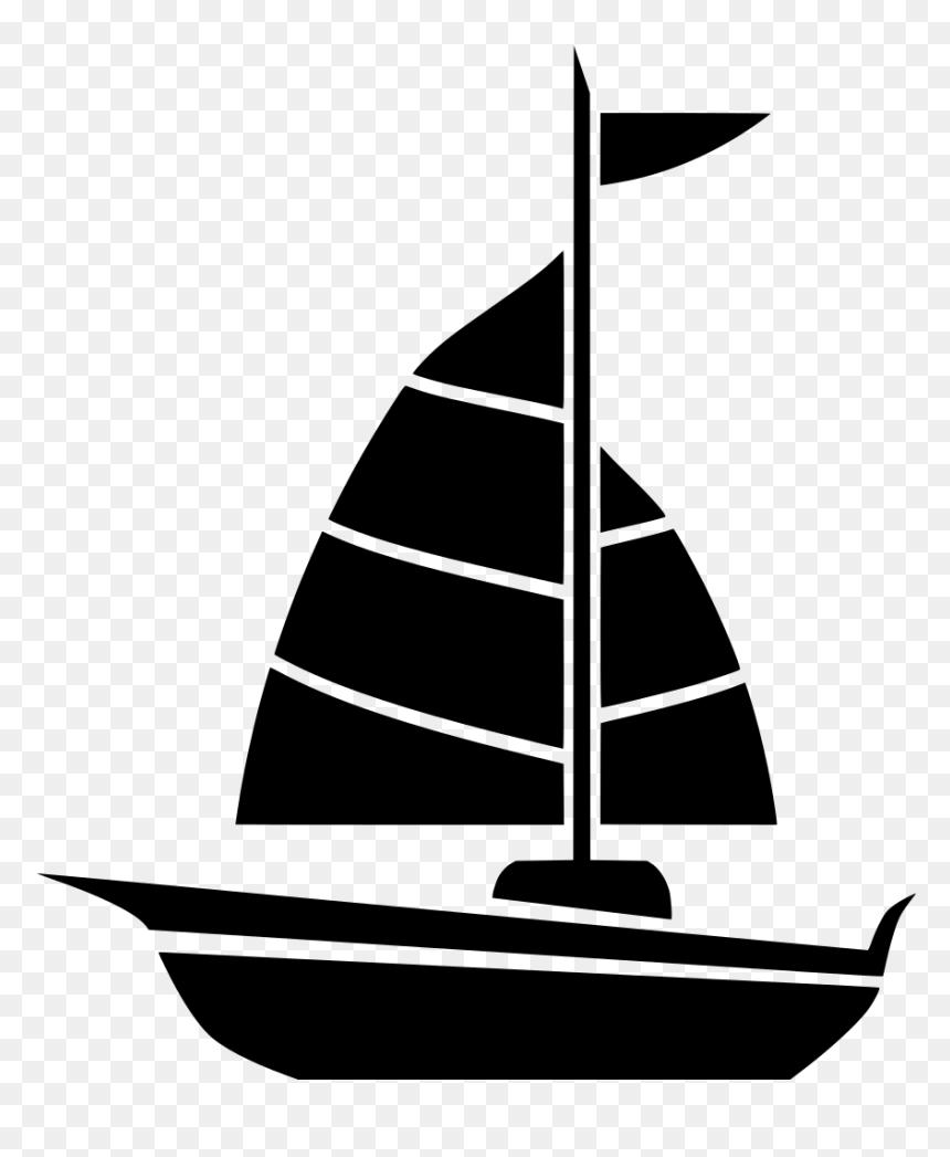 Gambar Perahu Layar Sederhana HD Download 874x1024