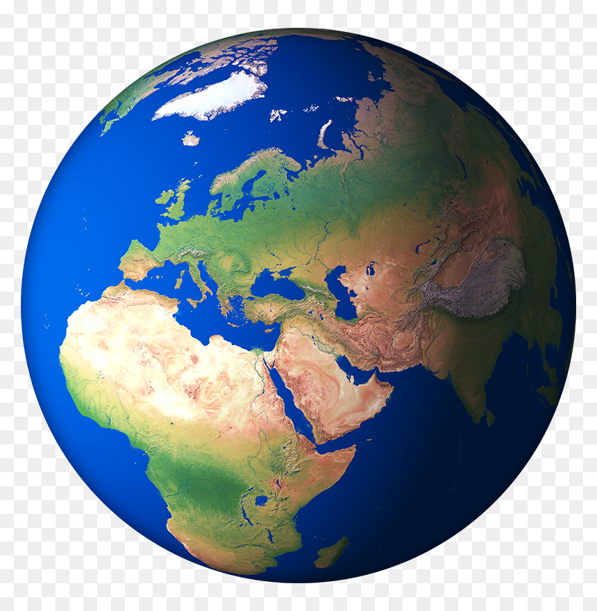 Simple Earth, HD Png Download